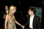 Teresa Palmer and Daniel Radcliffe — Stock Photo