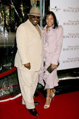 Cedric The Entertainer, Wife — Stock Photo