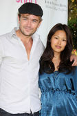 Emrys Cooper & May Wang — Stock Photo