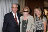 Paul Rauch, Jeanne Cooper, Maria Arena Bell — Stock Photo