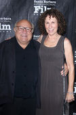 Danny DeVito, Rhea Perlman — Stock Photo