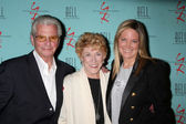 Paul Rauch, Jeanne Cooper, Maria Bell — Stock Photo