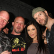 Derek Mears, GUest, Christa Campbell, Tyler Mane - Stock Photo