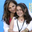 Kathy Najimy and daughter — Stock Photo #12911338