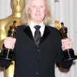 Paul N.J. Ottosson, winner of Best Sound Editing and Best Sound Mixing awar — Stock Photo