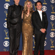 Jim Parsons, Kaley Cuoco,  Johnny Galecki — ストック写真