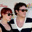 Stock Photo: Rumer WIllis & Guest