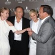 Portia DeRossi, Neil Lane, Ellen DeGeneres, & Mark Light — Stock Photo