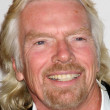 Sir Richard Branson — Stock Photo
