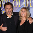 Stock Photo: Joe Mascolo & Wife Pat