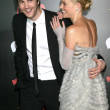 Jim Sturgess & Kate Bosworth — Stock Photo
