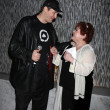 Phil Hellmuth Jr. & Patrika Darbo - Stock Photo