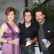 Carolyn Hennesy, Bradford Anderson, and Tom Stacey — Stock Photo #12915917