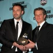 Постер, плакат: Ben Affleck and Matt Damon