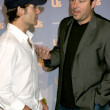 Adrian Pasdar, Greg Grunberg — Stock Photo