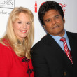 Laura Mackenzie & Erik Estrada — Stock Photo