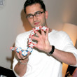 Antonio Esfandiari - Stock Photo