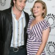 Alex O'Loughlin, Sophia Myles — Stockfoto
