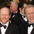 Ron Howard & David Frost — Stock Photo