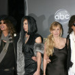 Steven Tyler, Joe Perry and Guests - Stock Photo