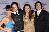 Jennifer Love Hewitt, Jamie Kennedy, Camryn Manheim, & David Con — Stock Photo