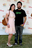 Joshua Gomez & Amy Phan — Stock Photo
