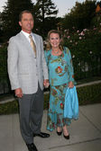 Max Caufield and Juliet Mills — Stock fotografie