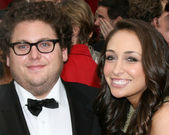 Jonah Hill & date — Stock Photo