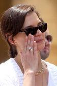 Katie Holmes & Tom Cruise — Stockfoto