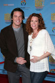Bart Johnson & Robyn Lively — 图库照片