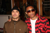 Chad Hugo & Pharrell Williams — Stock Photo