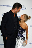 Josh Duhamel, Fergie — Stock Photo
