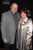 Dennis Franz & wife Joanie — Stock Photo