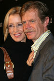 Felicity Huffman & William H. Macy — Stock Photo