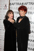 Kate Linder & Marcia Wallace — Stock Photo