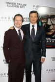 Gary Oldman, Colin Firth — Stock Photo