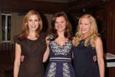 Ashley Jones, Heather Tom, & Adrienne Frantz — Stock Photo