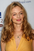 Heather Graham — Stock Photo