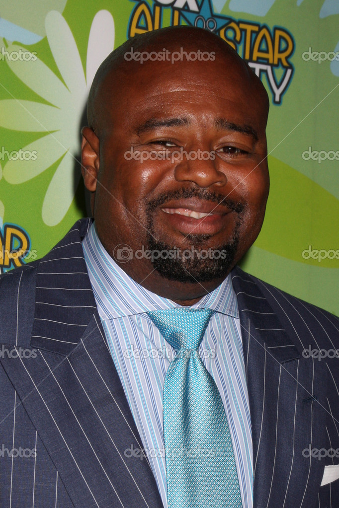 Chi McBride arriving at the FOX TV TCA Party at The Langham Huntington Hotel & Spa in Pasadena, CA on August 9, 2009  — Stock Photo #12911890