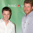 Ben McKenzie & Michael Cudlitz - Stock Photo