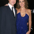 Gary Sinise & Melina Kanakaredes - Stock Photo