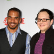 Reggie Austin and Austin Basis - Stock Photo
