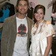 Eric Winter & Alexis Thorpe - Stock Photo