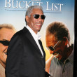 Morgan Freeman - Stock Photo