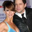 Jennifer Love Hewitt, Jamie Kennedy, Camryn Manheim, & David Con - Stock Photo