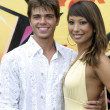 Matthew Lawrence and Cheryl Burke — Stock Photo