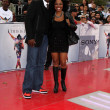 Flex Alexander and Shanice Wilson - Photo