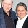 Sumner Redstone, Brad Grey - Stock Photo