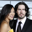 Jason Reitman and wife Michele Lee — Stock Photo