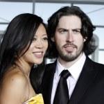 Jason Reitman and wife Michele Lee — Stock Photo